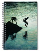 Pure Happiness Spiral Notebook