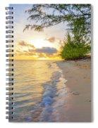 Pure Nature Spiral Notebook