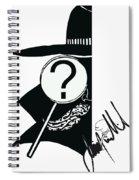 Q Spiral Notebook
