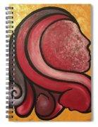 Q-qr-p Spiral Notebook