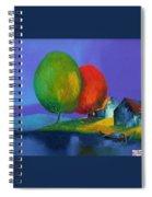 Que Huong Vn Spiral Notebook