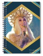 Queen Cher Spiral Notebook