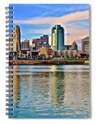 Queen City 2019 Spiral Notebook