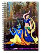 Radhakrishna Spiral Notebook