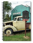 Radiator Shop Spiral Notebook
