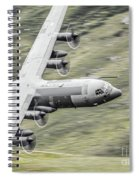 Raf C-130 Hercules 1 Spiral Notebook