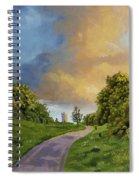Railway Park Spiral Notebook