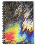Rainbow Explosion Spiral Notebook