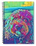 Rainbow Pup Spiral Notebook