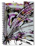 Rake Spiral Notebook