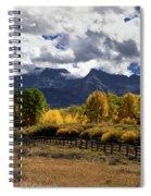 Ralph Lauren Ranch Spiral Notebook