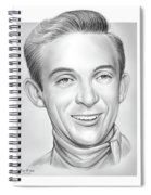 Ray Price Spiral Notebook