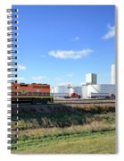 Rcpe 2086 Spiral Notebook