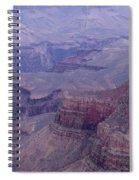 Re Hill Up Close Spiral Notebook