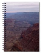Red Grand Canyon Spiral Notebook