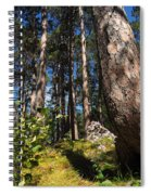 Red Pine Itasca Spiral Notebook