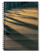 Red Shoe Spiral Notebook