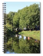 Reflections Of Bridgewater Canal - 1 Spiral Notebook