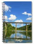 Reflections Of The Ozarks Spiral Notebook
