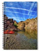 Reflections On The Colorado River Spiral Notebook