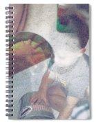 Relative Fun   Childhood Spiral Notebook