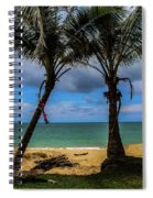 Relax Time Spiral Notebook