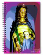 Religious Vision Spiral Notebook