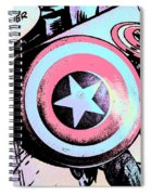 Repeat - - We Are Under Siege Spiral Notebook