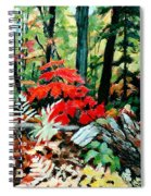 Resilient Maple Spiral Notebook