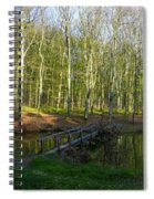 Resort Bara - Bilogora No 6 Spiral Notebook