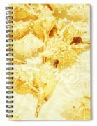 Resort Ripples Spiral Notebook