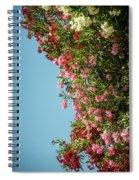 Retaining Wall Spiral Notebook