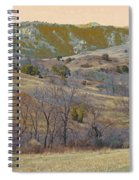 Reverie Of Dakota West Spiral Notebook