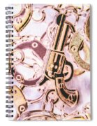 Revolting Justice Spiral Notebook
