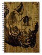Rhino Spiral Notebook