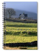 Ribblehead Station And Ingleborough North Yorkshire Spiral Notebook