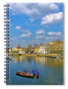 Richmond Upon Thames - Panorama Spiral Notebook