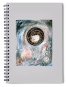 Riddle Within A Foible Spiral Notebook
