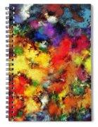 Ridge Spiral Notebook