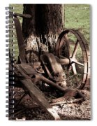 Riding In Style Spiral Notebook