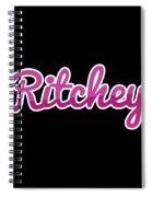Ritchey #ritchey Spiral Notebook