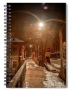 River Bridge Spiral Notebook
