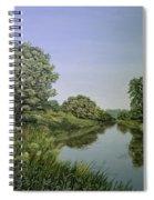 River Wey Spiral Notebook