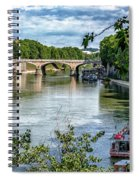 Riverboats Spiral Notebook