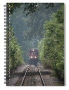 Rj Corman 3805 Spiral Notebook