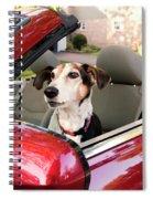 Road Trip Spiral Notebook