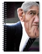 Robert Muellers Momma Done Told Him 1 Spiral Notebook