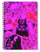 Robotic Rebellion Spiral Notebook