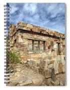 Rock House Spiral Notebook