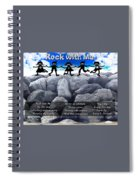 Rock With Me Spiral Notebook
